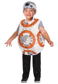 Disfraz de niño pequeño de la Guerra de las Galaxias BB-8