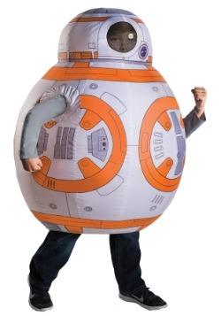 Disfraz inflable de BB-8 de la Guerra de las Galaxias niños