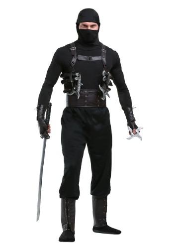 Disfraz de Ninja Assassin para hombre