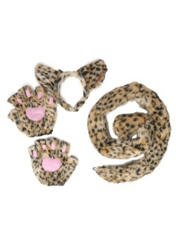 Kit de leopardo de lujo