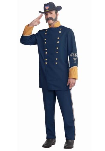 Disfraz de Oficial de la Unión para adultos