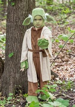 Disfraz de Yoda para niño de Star Wars