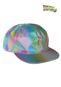 Gorra de Marty McFly para niños