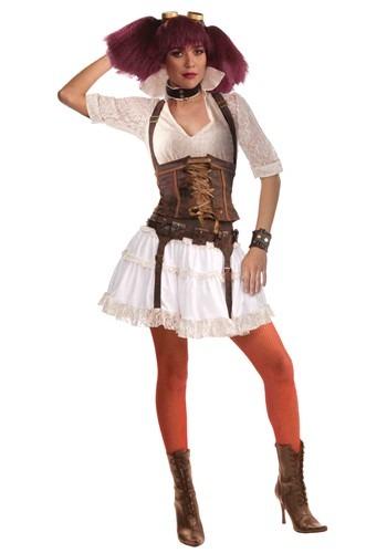 Disfraz de Steampunk femenino