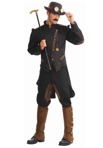 Disfraz de caballero Steampunk