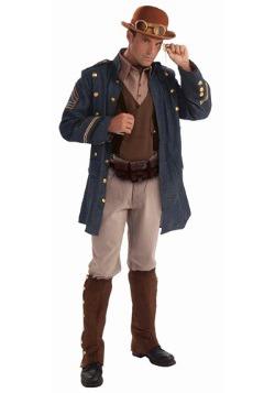 Disfraz de  general Steampunk