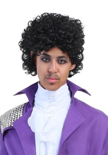 Peluca de leyenda de roca púrpura