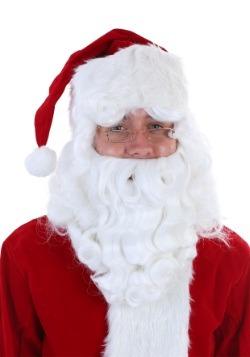Set de Peluca y Barba de Santa Claus Fever Quality