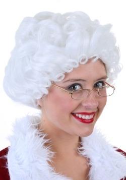 Calidad de la fiebre Mrs. Claus Wig