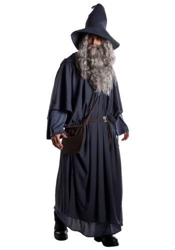 Disfraz de Gandalf premium adulto talla grande