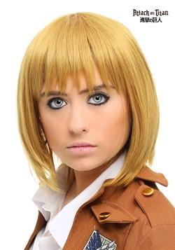 Peluca Armin de ataque para adultos Titan