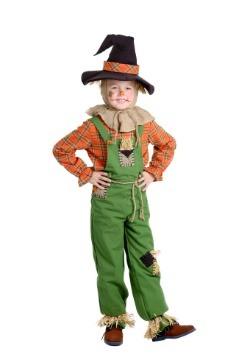 Disfraz de espantapájaros para niños