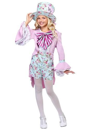 Disfraz de Sombrerero Loco bonito para niñas