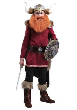 Boy's Borgoña Vikingo