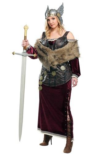 Diosa vikinga de la mujer