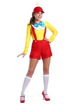 Disfraz para mujer Tweedle Dee/Dum