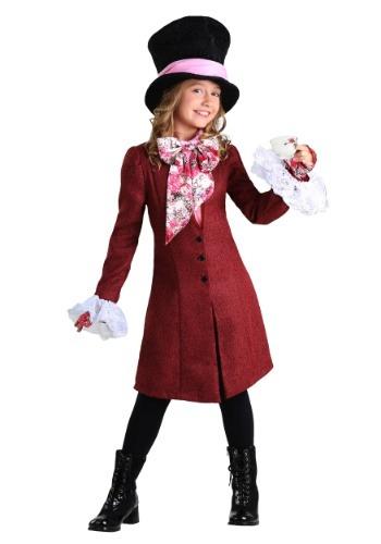 Disfraz de Mad Hatter Girls