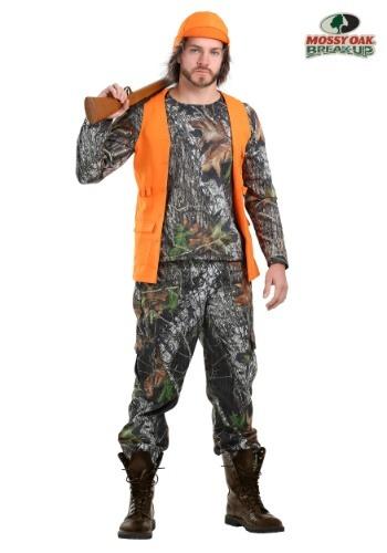 Disfraz de cazador de Camo talla grande para hombre