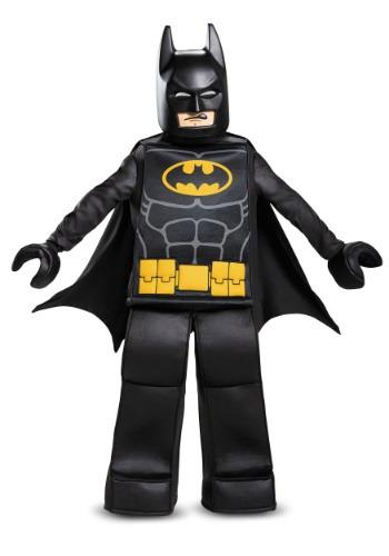 Disfraz de Batman de la película Lego Batman Prestige niño