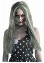 Peluca de zombi diabólico