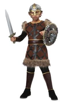 Disfraz de vikingo combatiente para niño