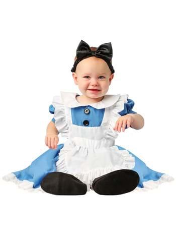 Disfraz infantil de Alicia