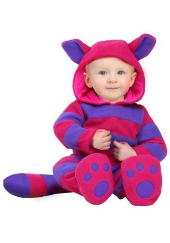 Disfraz de gato Cheshire para bebé