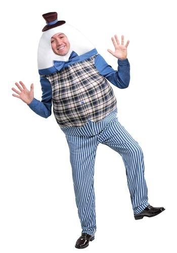 Disfraz clásico de Humpty Dumpty para adulto