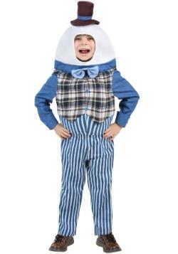 Disfraz clásico de Humpty Dumpty para niños pequeños