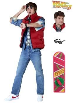 Regreso al futuro Paquete de disfraces de Marty McFly
