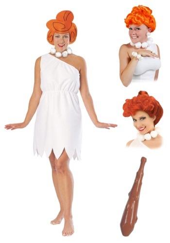Paquete de disfraces Wilma Flintstone para mujer