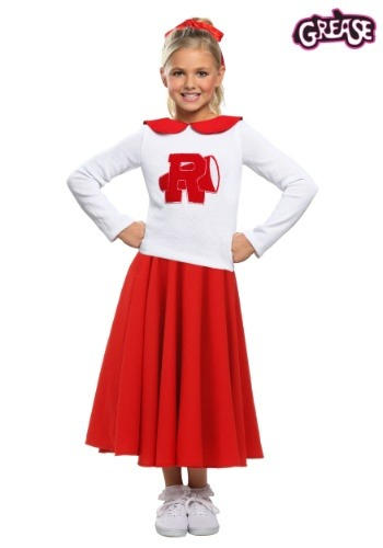 Disfraz de porrista Rydell High de Vaselina para niñas