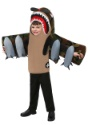Disfraz de avión caza para niños