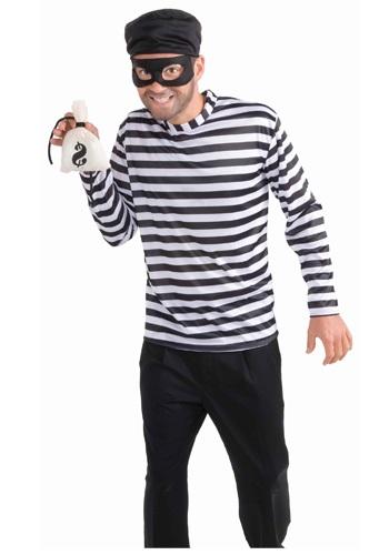 Disfraz de ladrón para hombre