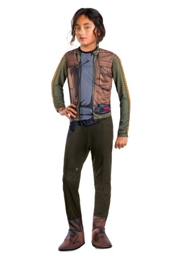 Star Wars: Rogue One Disfraz de Jyn Erso Girls