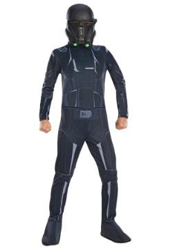 Disfraz de Star Wars: Rogue One Shadow Trooper para niño