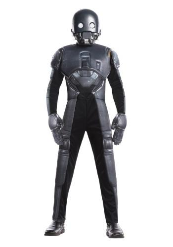 Star Wars: Disfraz de lujo de droide de Rogue One para niños