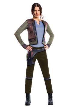 Star Wars: Rogue One traje de mujer de lujo Jyn Erso adulto