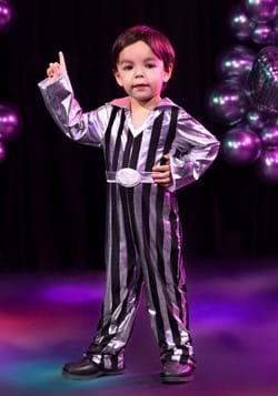 Disfraz chico disco deslumbrante para niños pequeños