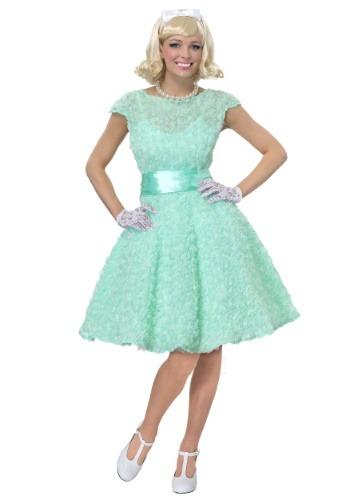 Vestido de fiesta de 50