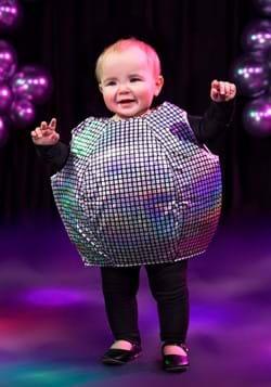 Disfraz de bola de discoteca infantil