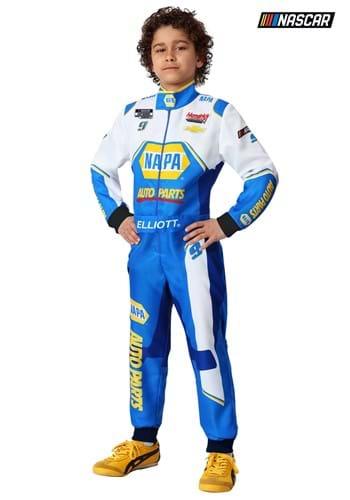 Disfraz de uniformes para niños de NASCAR Chase Elliott