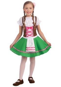 Disfraz infantil de Gretel