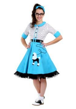 Disfraz de mujer Sock Hop Cutie