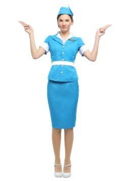 Traje de mujer de Flight Crew
