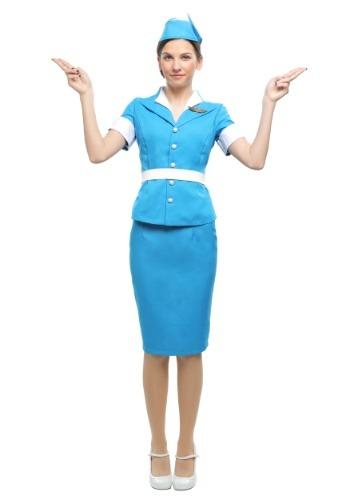 Traje de mujer de vuelo traje talla grande