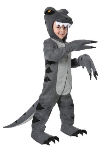 Disfraz infantil de T-Rex Wooly