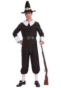 Disfraz de hombre peregrino para adulto