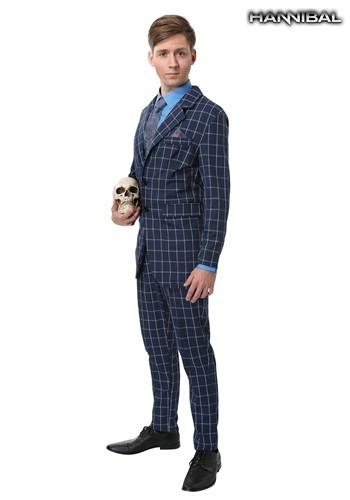 Disfraz de Hannibal Lecter talla extra