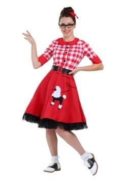 Disfraz de 50 años de Darling Plus Size para mujer